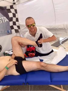 massaggio sportivo